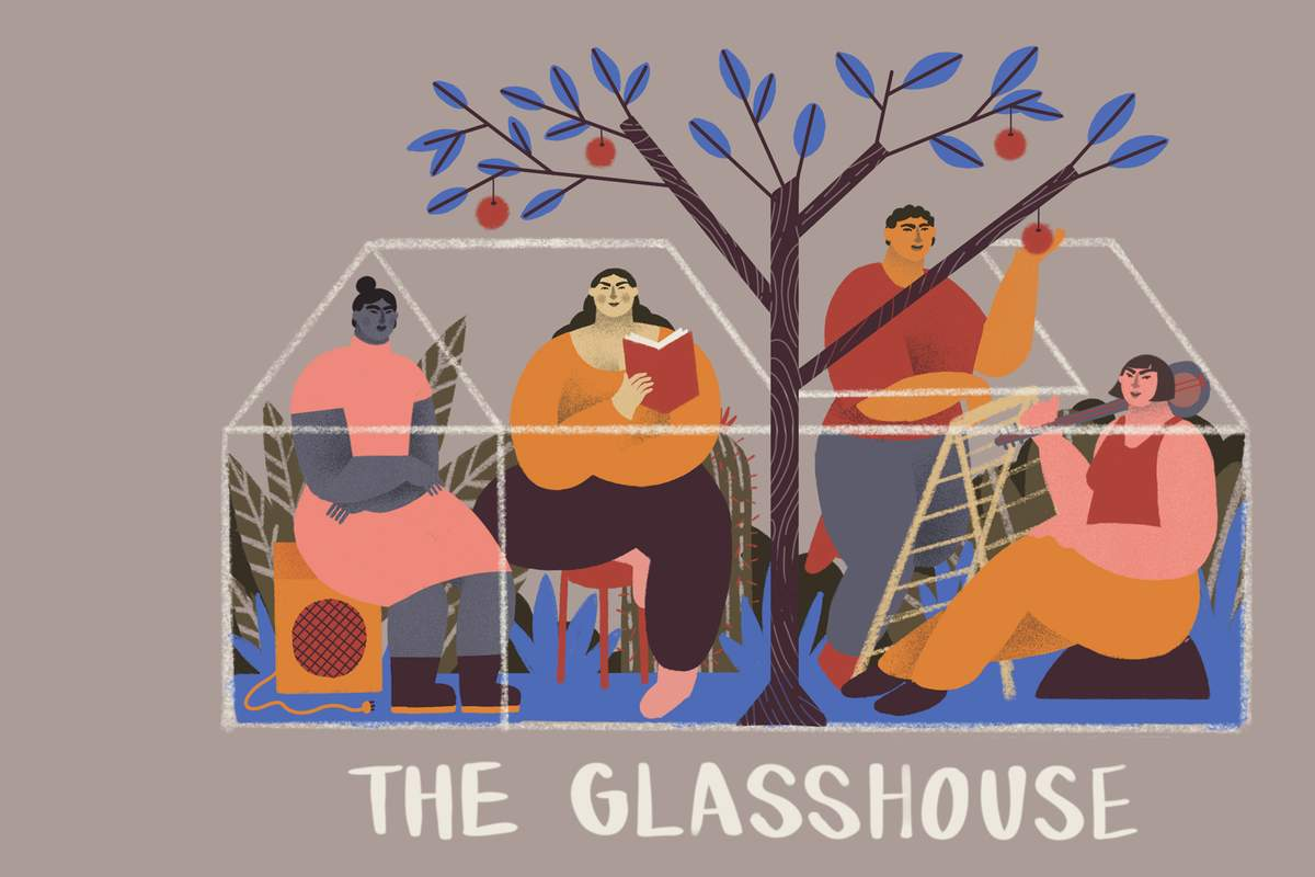 The Glasshouse Show Image