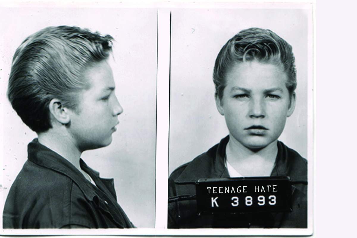 Teenage Hate program image