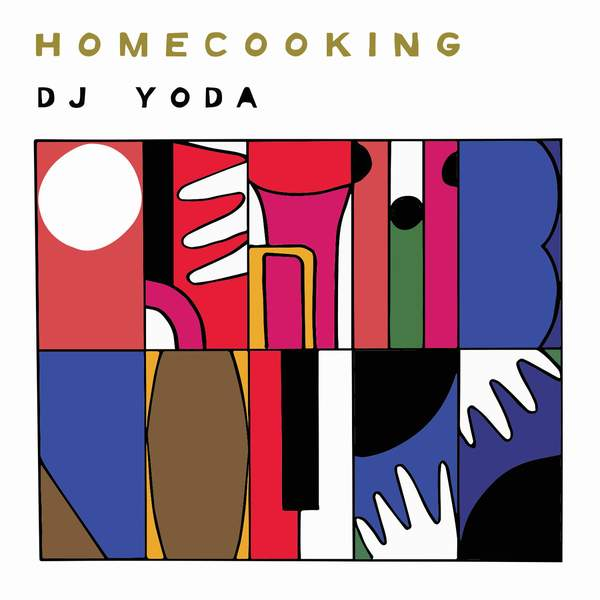 DJ Yoda - Homecooking