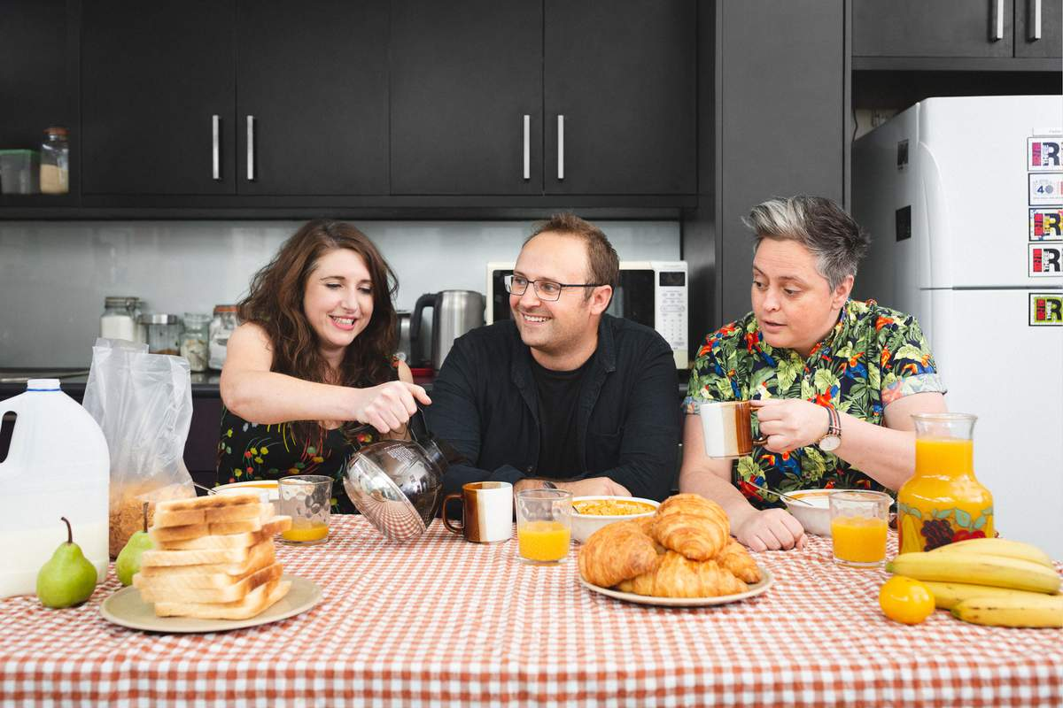 Breakfasters Program Image 2019