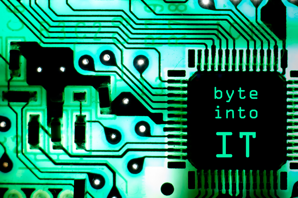 Byte Into It