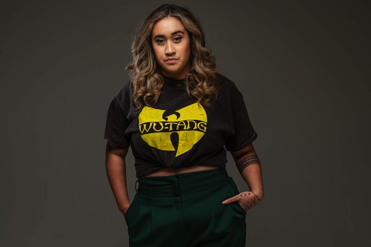 Sosefina Fuamoli presenter photo
