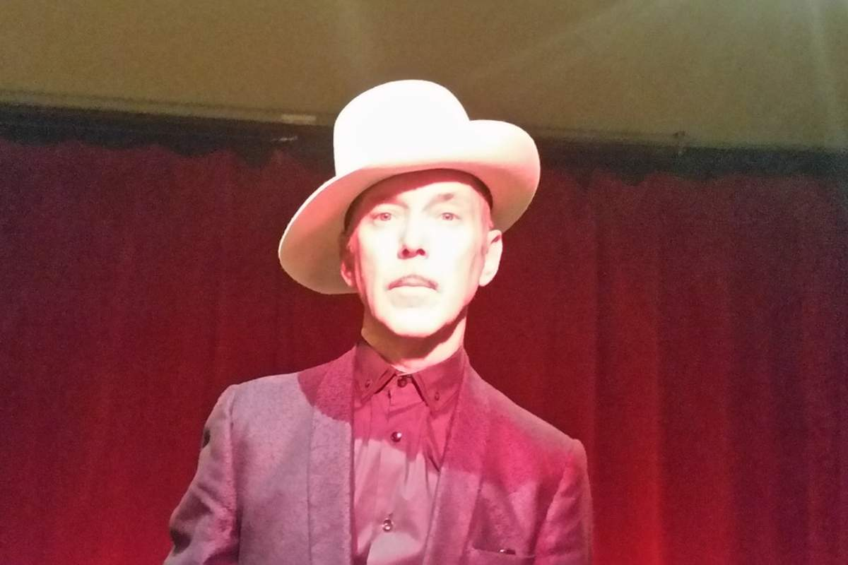 Dave Graney feature image
