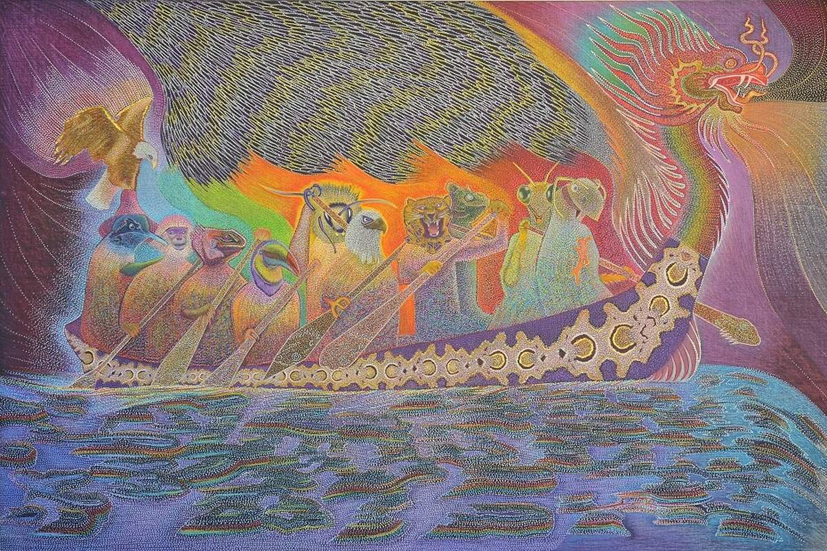 Voyage of the Dawntreader program image