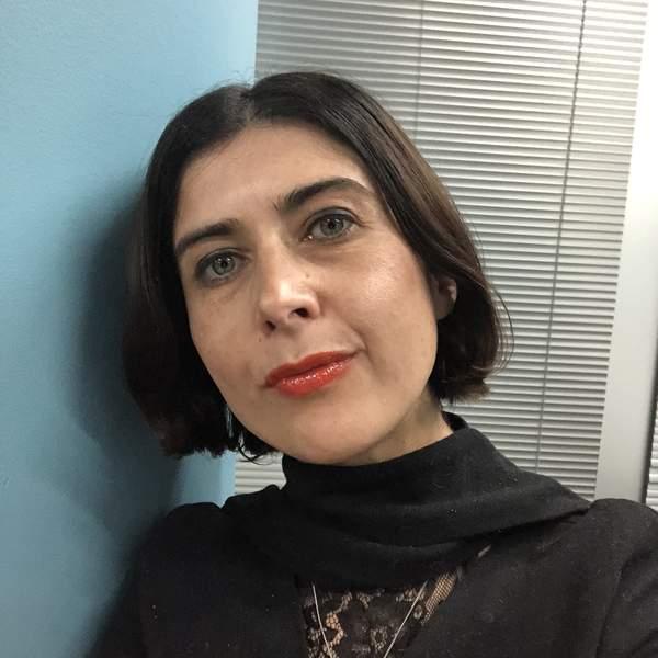 Melissa Cranenburgh Broadcaster Image