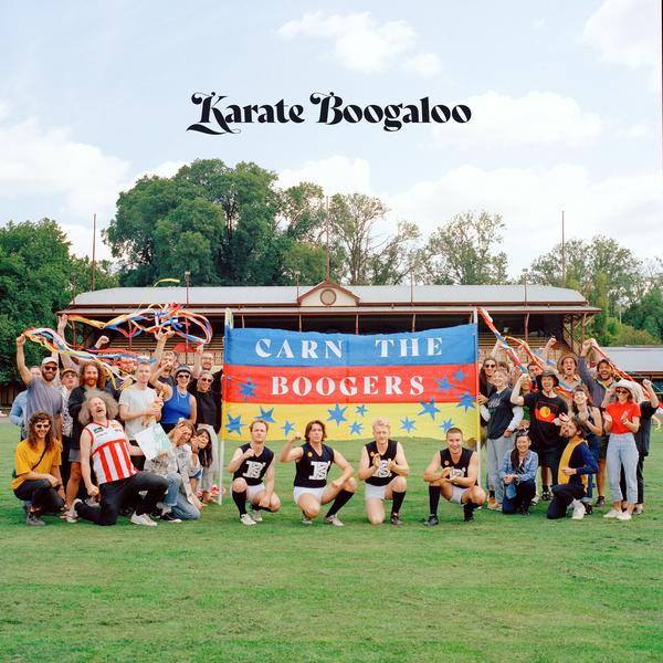 Karate Boogaloo - Carn The Boogers