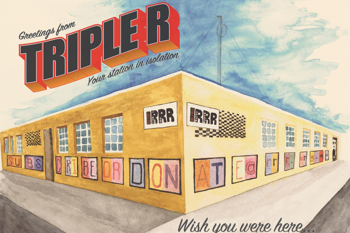 Love Triple R? We Need Your Support
