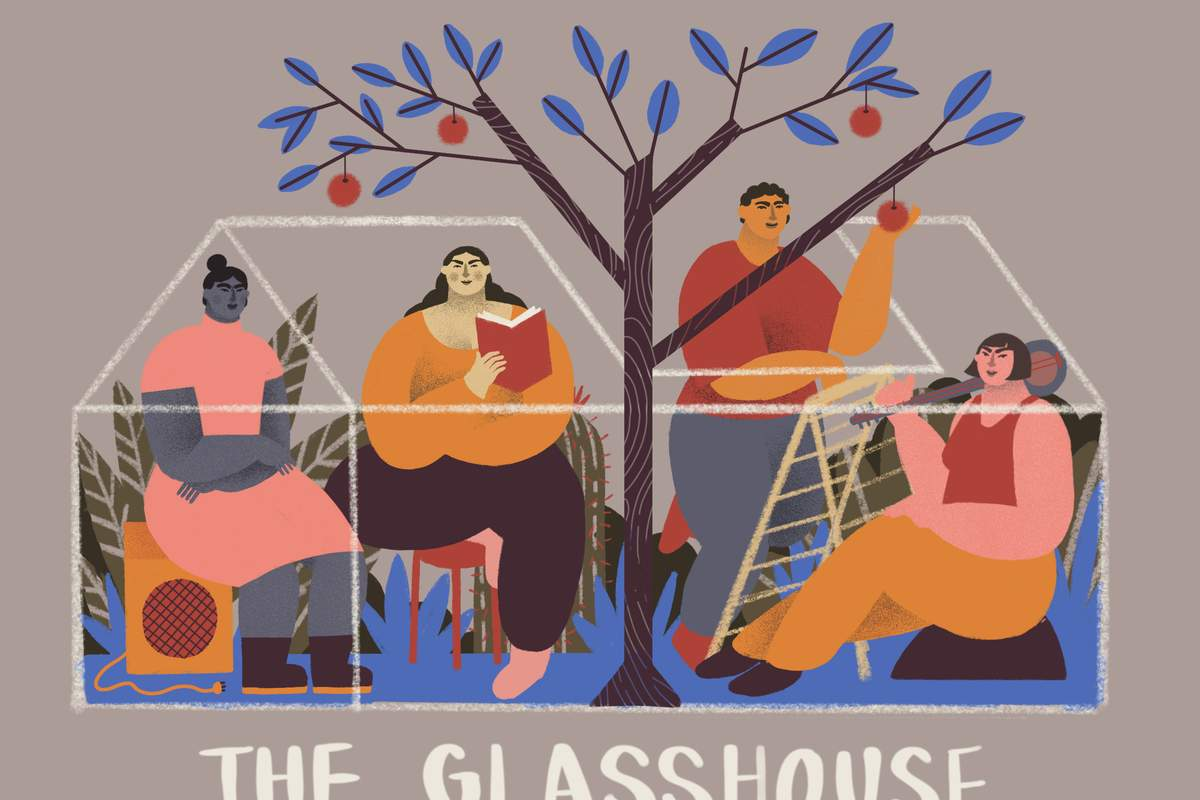 The Glasshouse Program Image - Square