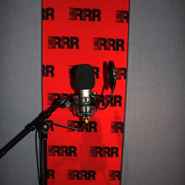 Station generic image mic and logo