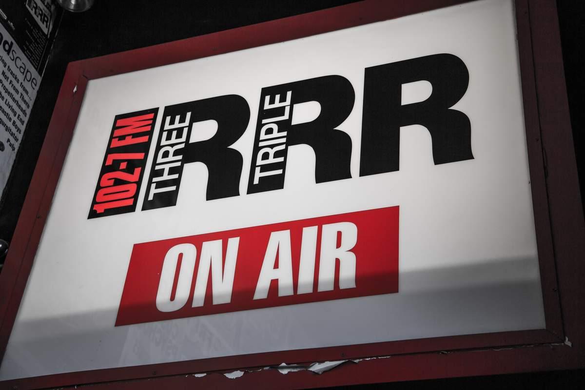 Triple R On Air Generic