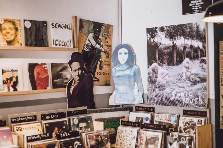 Articles: An In-Depth Tour of Melbourne Independent Record Stores