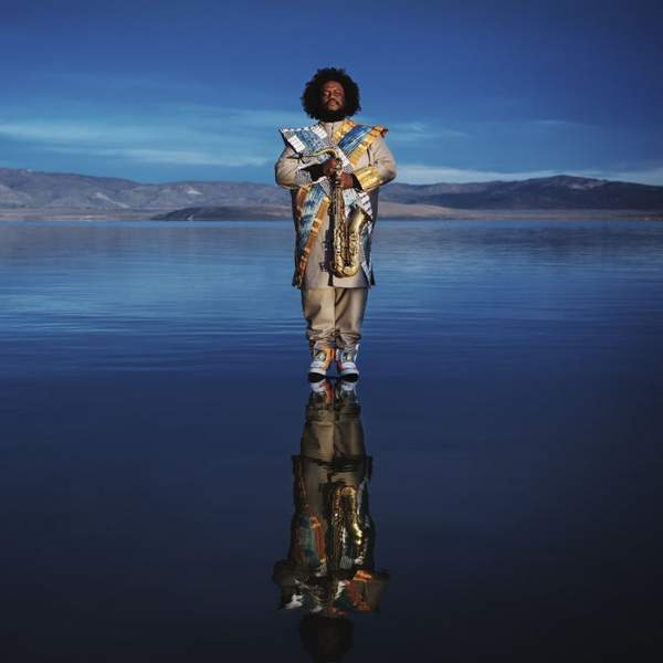 Kamasi Washington - Heaven and Earth album image